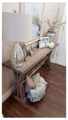 Living Room Decor Country, Glam Living Room, French Country Living Room, Country Decor, French Cottage, Country Style, Rustic Entryway, Entryway Decor, Entryway Ideas