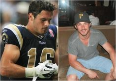 26 year old wide receiver for the St. Louis Rams, Danny Amendola