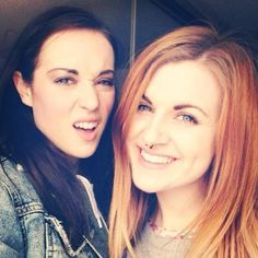 Rose and Rosie - my favorite lesbian couple on youtube! =) <3