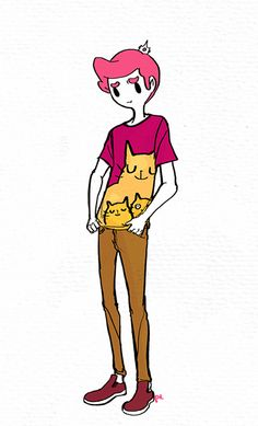 Prince Gumball_4 by ~xsweet-rainex on deviantART