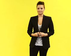 You find $5 in your jacket pocket.   14 Insanely Specific Demi Lovato Reaction GIFs