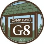 Date: 04/09/2012 Description: Logo for the 38th G8 summit to be held at Camp David, Maryland, United States on May 18-19, 2012. - State Dept Image