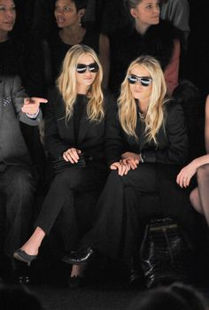 Mary-Kate and Ashley Olsen: The masters of outfit matching since 1988. Take a look back at their 36 most memorable twin ensembles, from Full House to It-tweendom to The Row.