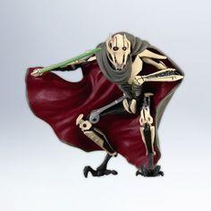 General Grievous Star Wars #16 2012 Hallmark Ornament