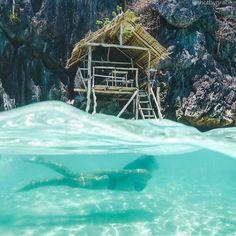 Banol Beach - Coron, Palawan, Philippines ---  Photo by @shotbygrace_ --- #Coron #Palawan #Philippines
