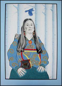 Title: Rhonda Besaw, Abenaki