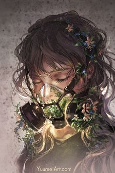 Tumblr is a place to express yourself, discover yourself, and bond over the stuff you love. It's where your interests connect you with your people. Yuumei Art, The Ca, Cyberpunk Art, Cyberpunk Aesthetic, Post Apocalypse, Art Programs, New Series, Art Blog, Beautiful World