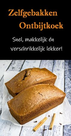Dutch Recipes, Baking Recipes, Sweet Recipes, Cake Recipes, Snack Recipes, Dessert Recipes, Brunch, Cakes Without Butter, Beignets