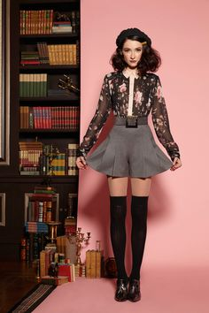 Alice + Olivia Pre-Fall 2016 Fashion Show