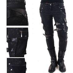 Visual Punk Pants