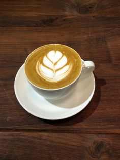 花粉熱Cafe Hay Fever@花墟 #Cappuccino