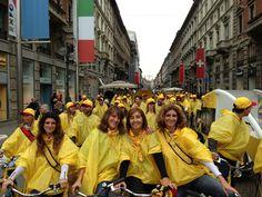 Lo staff marketing, che tanto ha lavorato per realizzare questo evento Elena Pellerito, Elena Galletti, Elisabetta Gramigna, Vittoria Mattiello  http://www.dhllive.com/content/il-sogno-green-di-dhl