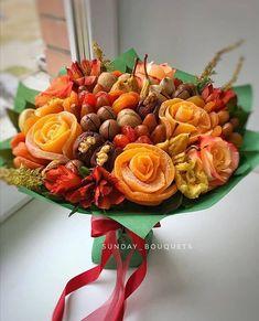 Non Floral Centerpieces, Summer Centerpieces, Food Bouquet, Candy Bouquet, Fruit Gifts, Food Gifts, Vegetable Bouquet, Veggie Platters, Creative Food Art