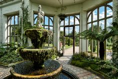 Lyme Park Orangery - processed with SNS-HDR Copyright © Andy Cox 2011