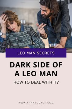 Are there things about your Leo man that are just really difficult to take? Is he sometimes just really hard to deal with? You might want to keep reading to learn some negative traits of a Leo man to help you understand him better.