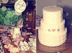 Mini casamento: Anne Caroline & Bruno | http://www.blogdocasamento.com.br