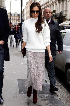 Los mejores looks de Victoria Beckham