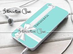 Tiffany&Co Gift Packing - iPhone 4/4s/5/5s/5c Case - Samsung Galaxy S2/S3/S4 Case - Black or White