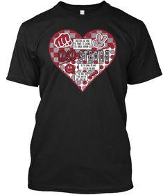 Msd Strong Shirt Black T-Shirt Front