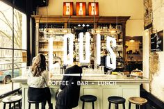 Louis Amsterdam; for some coffee, lunch or some drinks #loveit #louis #annaninanl
