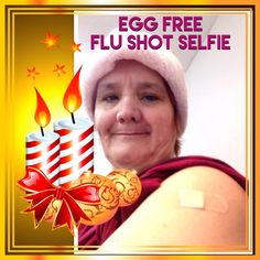 Finally cleared to get me egg free flu shot. Egg Free, Ronald Mcdonald, How To Get, Selfie, Photos, Pictures, Photographs, Selfies