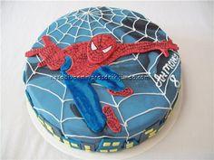 спайдермен человек паук торт - Поиск в Google