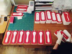 Balení vibrátorů / Packing of vibrators | Whoop.de.doo