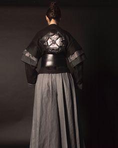 #Fashion #Photography #Samurai #AlexanderMcQueen inspired