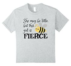 unisex-child She May Be Little But This Girl Is Fierce T-... https://www.amazon.com/dp/B072M8RSX8/ref=cm_sw_r_pi_dp_x_N2HmzbG9R7MZZ