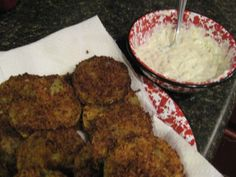Fried Green Tomatoes Dipping Sauce - News - Bubblews