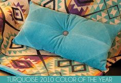 Diamond Wale Corduroy Pillow Tutorial | Sew 4 Home