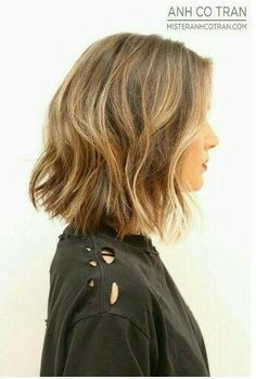 Just a little longer, so that it can go into a ponytail; but otherwise perfect!!