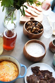 """""""It's interesting that when you look at peasant food traditions they have a lot more to do with delicious functional medicine rather than the novelty of eating. Ingredients are limited, but it's something you do everyday, so in some ways you get more creative with less."""" Tressa Yellig of Broth Bar in Portland, OR"""