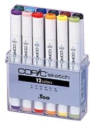 Copic Markers-any color will work as I am just starting to collect these