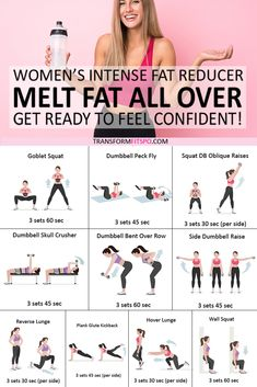 👊Women's Compound Fat Reducer! Melt Fat All Over! Get Ready to Feel Confident!