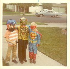 fuckyeahvintage-retro:    Halloween, 1970