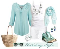 Holiday Style by Coastal Style Blog