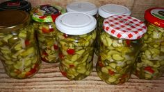 Pickles, Cucumber, Grilling, Food And Drink, Menu, Treats, Drinks, Healthy, Home Canning