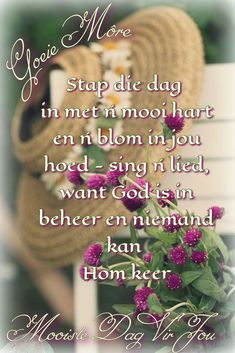 Goeie More, Good Morning Wishes, Afrikaans, Singing, Gallery, Pictures, Poster, Photos, Roof Rack