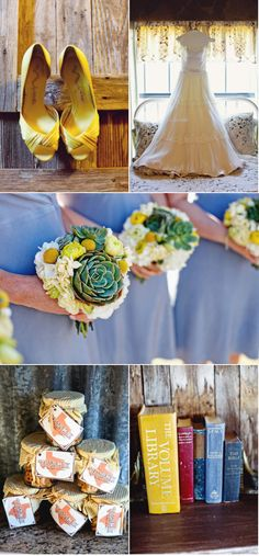 Vista West Ranch Wedding by Christina Carroll Photography + Petal Pushers | Style Me Pretty