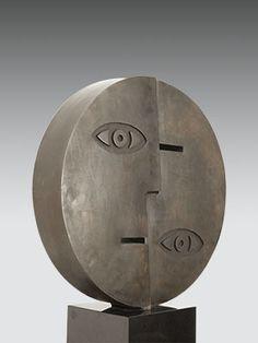 Compleet beeld in brons