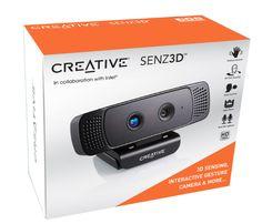 Intel y Creative presentan Senz3D, doble cámara para reconocer movimientos y profundidad http://www.xataka.com/p/107424