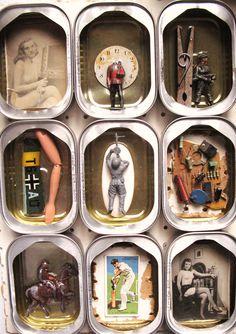 sardine can art - Google Search