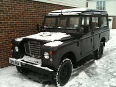 My Land Rover Series 3