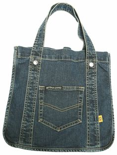 Bettina Liano Denim Bag