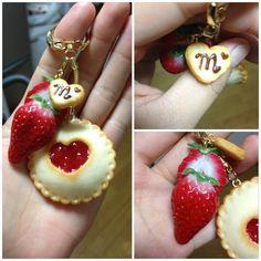 Strawberrie Mini Pie