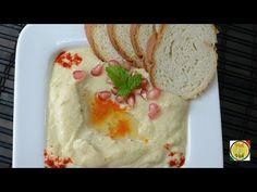 Simple Hummus - By VahChef @ VahRehVah.com - YouTube