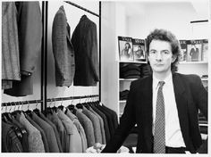 """Yong Paul Smith – considered by many, as the foremost British Designer. His style unmistakably depicts Englishness; in addition he """"has the ability to anticipate, and even spark off trends not only fashion but in the wider context of popular culture. He manages to transmit a genuine sense of humour and mischief mixed with his love of tradition and the classics."""""""