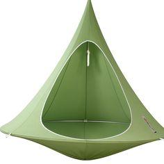 cocoon hammocks are the perfect backyard hammock  http://hammocktown.com/products/double-cacoon-hammock-leaf-green