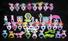 Sweet Secrets Doll Collection - 80's toy jewels - transformers for girls